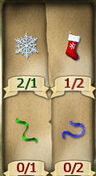 Collection 191 Symbols of the holidays CE