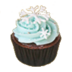 C466 Christmas treats i02 Frosty cupcakes