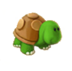 C474 Marzipan dainties i01 Marzipan turtle