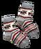 C280 Warm gear i02 Knitted socks