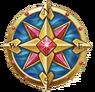 Diamond Compass Artifact