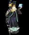C064 Statuette wizard i06 Wizards fairy tale