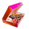 C358 Sweet tooth box i06 Box of donuts