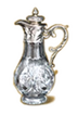 C567 Noble crystal i02 Crystal pitcher