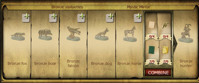 Collection 333 Bronze statuettes cropped