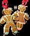 C279 Gingerbread Ornaments i04 Kids