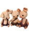 C122 Fairy tale Animals i05 Three little pigs