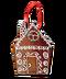 C279 Gingerbread Ornaments i01 House