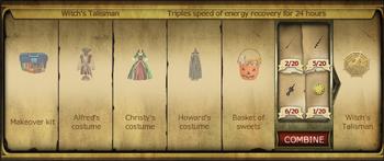 Halloween 2015 new Witch's Talisman