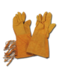 C093 Coyboys clothes i04 Leather gloves