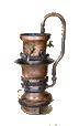 C608 Alchemist's laboratory i05 Athanor