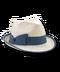 C226 Elegant hats i04 Trilby hat