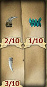 Collection 217 Legendary swords CE