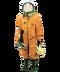 C138 Space traveler i01 Space suit