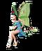C027 Creatures Myth i04 Elf