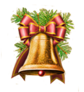 Christmas 2015 bells pyramid wonder