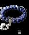 C224 Beautiful bracelets i02 Lapis lazuli bracelet