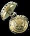 C272 Elegant buttons i05 Gold