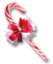 C190 Christmas decorations i05 Candy cane