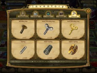 Inventory-different-beginning