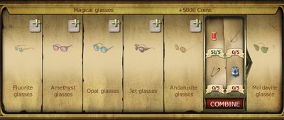 Collection 370 Magical glasses cropped