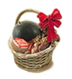 C532 Pricey foods i06 Basket of delicacies