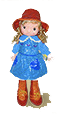 C605 Wonderful dolls i06 Amanda's doll