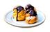 C542 Midday dessert i02 Cream profiteroles