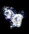 C082 Gzhel toys i02 Gzhel pony