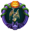 Halloween Masquerade Ball Quest border