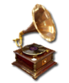 C023 Beautiful Music i01 Gramophone.png