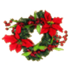 C465 Holiday adornments i02 Floral decor