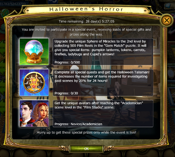 Halloween's Horror Update