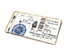 C587 Forgotten relics i01 Cruise ticket