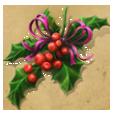 Christmas 2016 Blocks Mistletoe