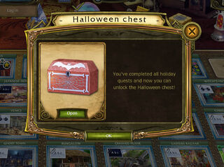 Halloweenchest