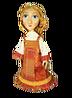 C605 Wonderful dolls i04 Jig doll