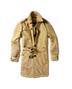 C534 Detective's desk i06 Detective's trench coat