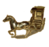 C483 Golden masterpieces i01 Horse-drawn carriage