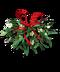 C190 Christmas decorations i06 Sprig mistletoe