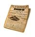 C590 Secret notes i01 Old newspaper