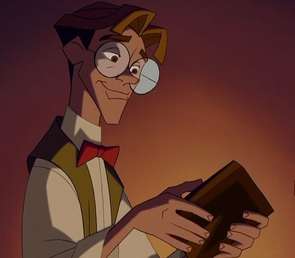 Image result for milo thatch