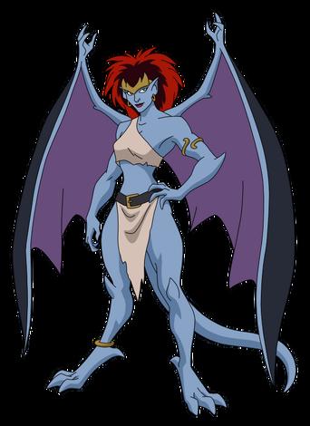 Demona by spiedyfan-d6c8x47