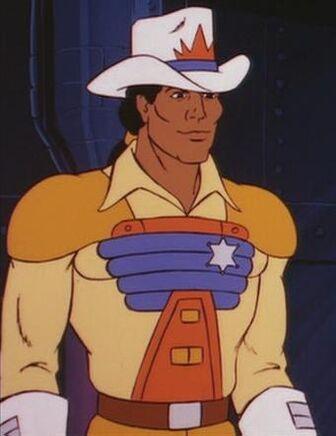 Marshal Bravestarr