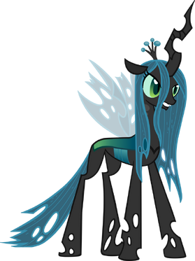 Queen chrysalis by rireth-d5sbpov