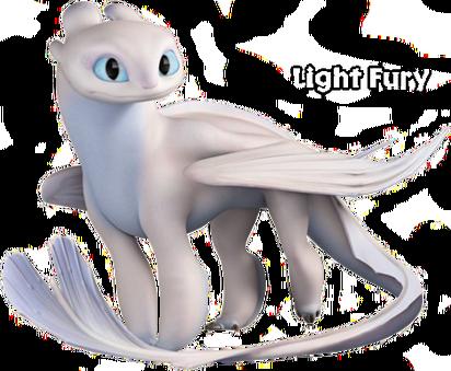 The Light fury