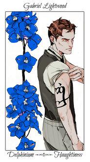 CJ Flowers, Gabriel