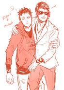 Ρόμπερτ και Μάικλ