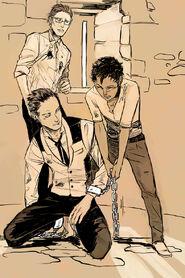 CJ Luke, Magnus & Raphael, CoHF