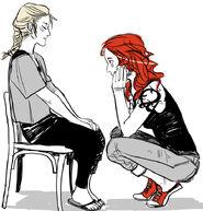CJ Emma & Clary